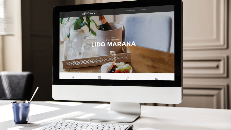 H tel lido marana corsicaweb for Site de reservation en ligne hotel
