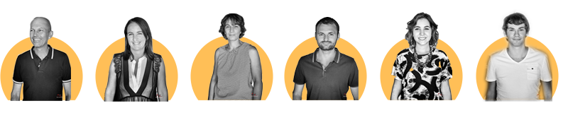 Equipe agence Corsicaweb